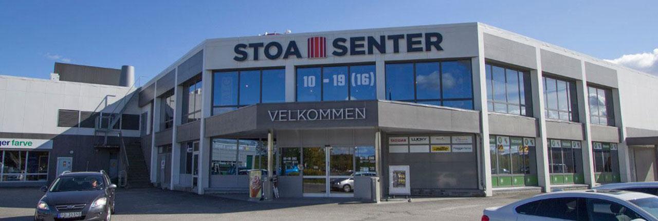 stoasenter